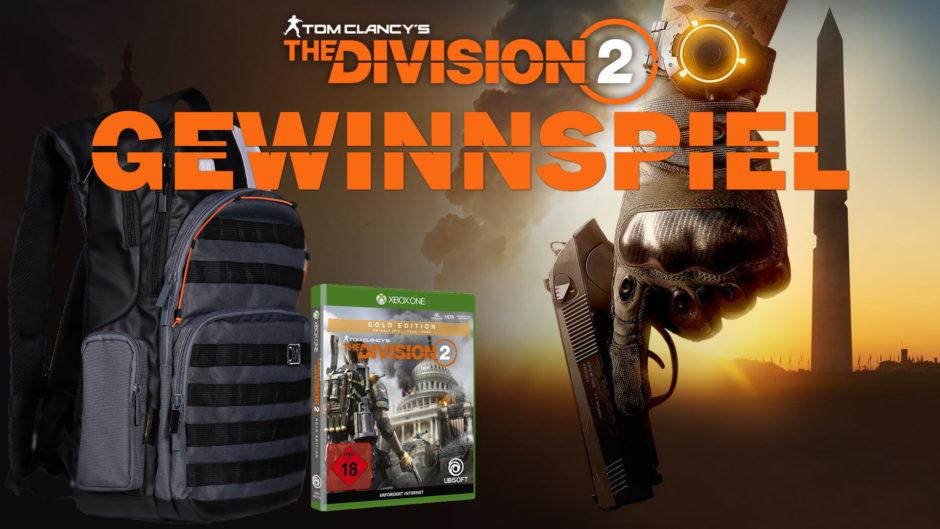 The Division 2 – Gewinnspiel