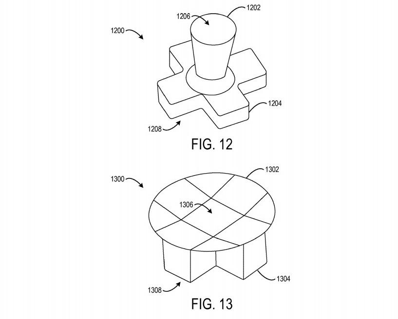 Xbox Elite Controller v2 Patent