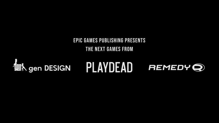Remedy – Mysteriöser Publisher ist Epic Games
