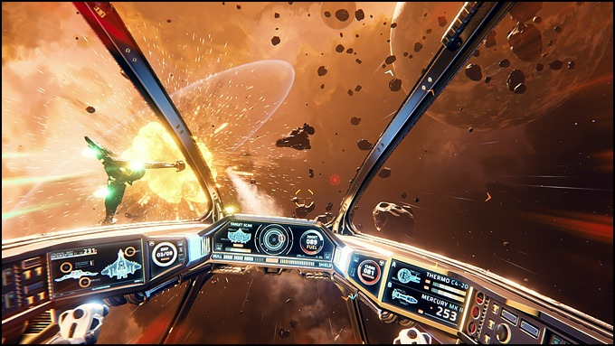 Everspace Xbox One – Ab heute im Preview Programm