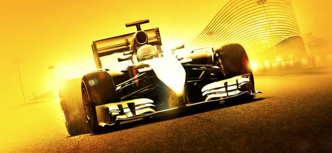F1 2014 – Mit dem Mercedes F1 W05 über den Hockenheimring