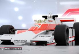 F1 2018 - Liste der Classic Cars veröffentlicht