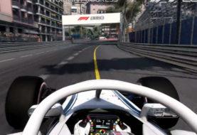 F1 2018 - Circuit de Monaco im ersten Gameplay-Video aufgetaucht