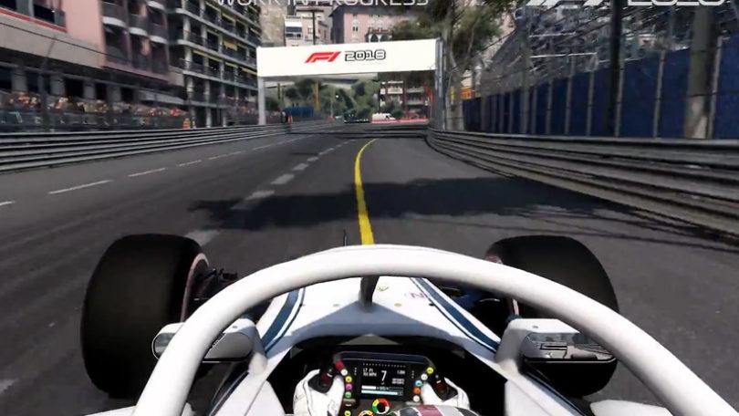 F1 2018 – Demo rast auf die Xbox One