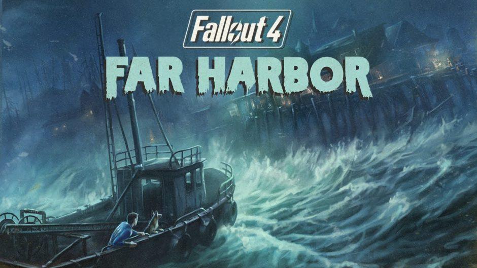 Fallout 4 – Was ihr zum neuen DLC Far Harbor wissen müsst