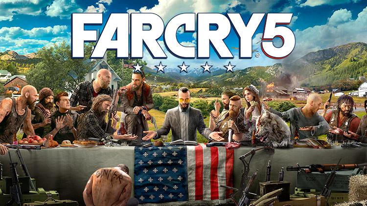 Ubisoft verschiebt Release von Far Cry 5 und The Crew 2