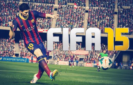 FIFA 15 - Es braucht eben auch Skill
