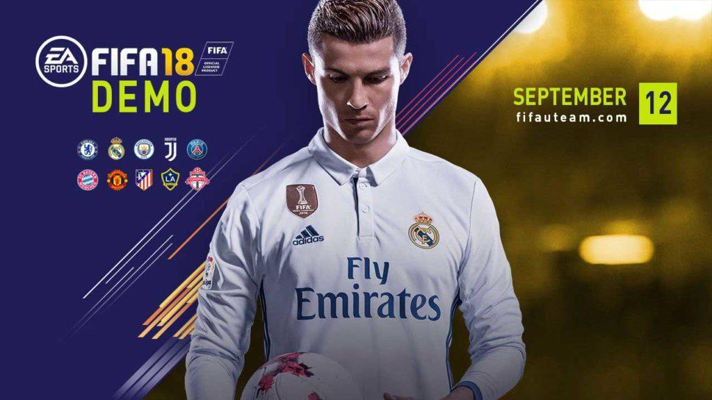 FIFA 18 – Demo bereits in wenigen Stunden spielbar