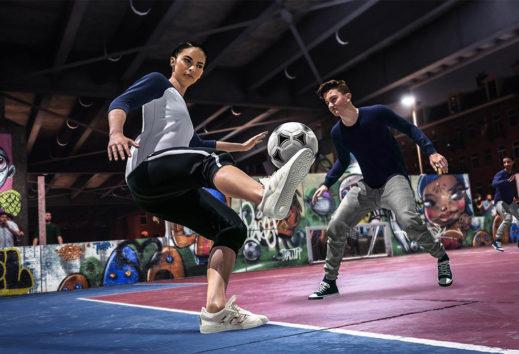 E3 2019: FIFA 20 - VOLTA Football bringt Kleinfeld-Fußball mit