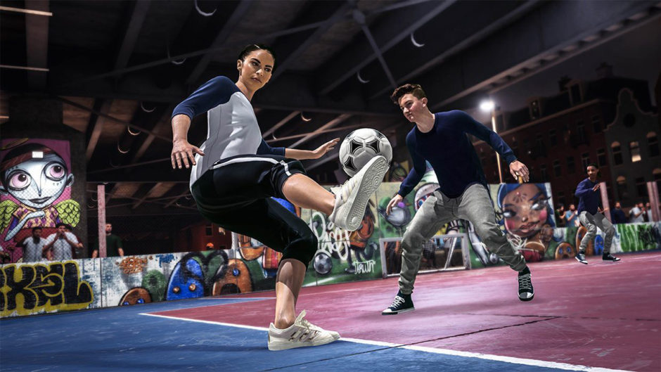 E3 2019: FIFA 20 – VOLTA Football bringt Kleinfeld-Fußball mit