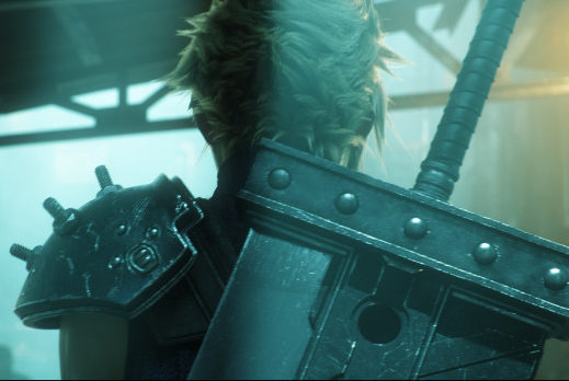 Final Fantasy 7 Remake - Nur zeitexklusiv auf PlayStation