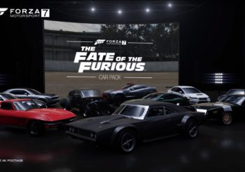 Forza Motorsport 7 - Fate of the Furious-Autopaket vorgestellt