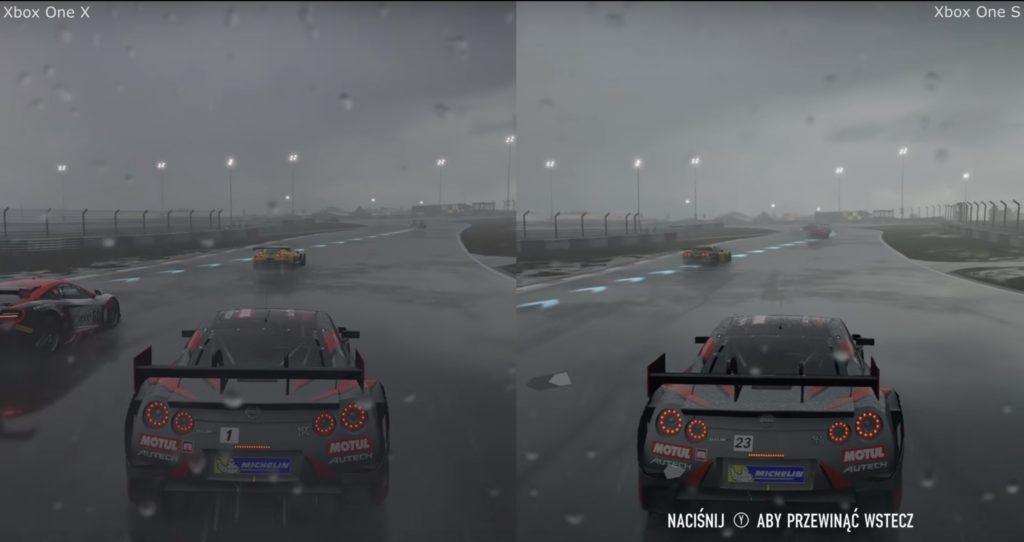 Forza Motorsport 7 – Xbox One S und Xbox One X im Vergleich