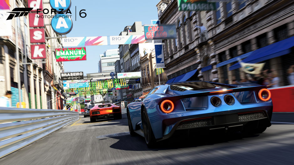 E3 2015: Forza Motorsport 6 – Video zeigt erstes Direct Feed-Gameplay in Full HD