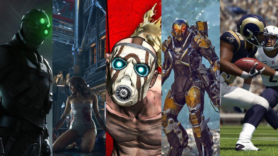 Gerücht: Xbox One – Microsoft sichert sich Rechte an Anthem, Battlefield 5, Borderlands 3 & mehr