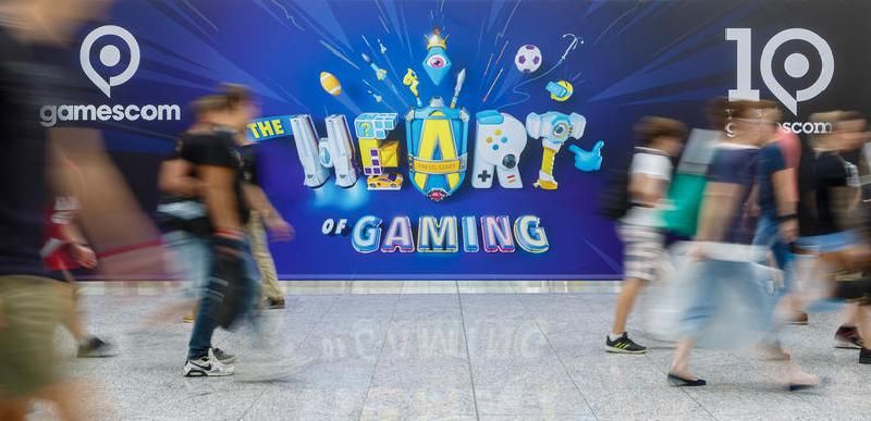gamescom 2019: Tagestickets für gamescom-Freitag und -Samstag ausverkauft