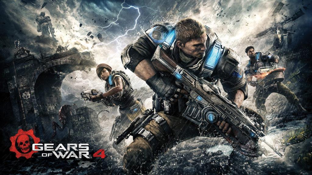 Gears of War 4 – Details zum Januar-Patch und Einblick auf die beiden neuen Karten Blood Drive und Clocktower
