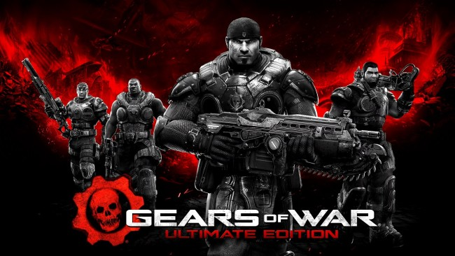Xbox One – Gears of War Ultimate Edition Bundle ist da!