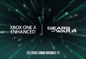 Gears of War 4 - Gebt euch den Xbox-One-X-Enhanced-Trailer