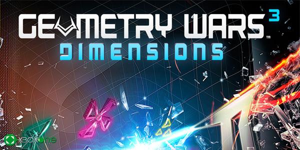 Geometry Wars 3: Dimensions bekommt Release-Termin