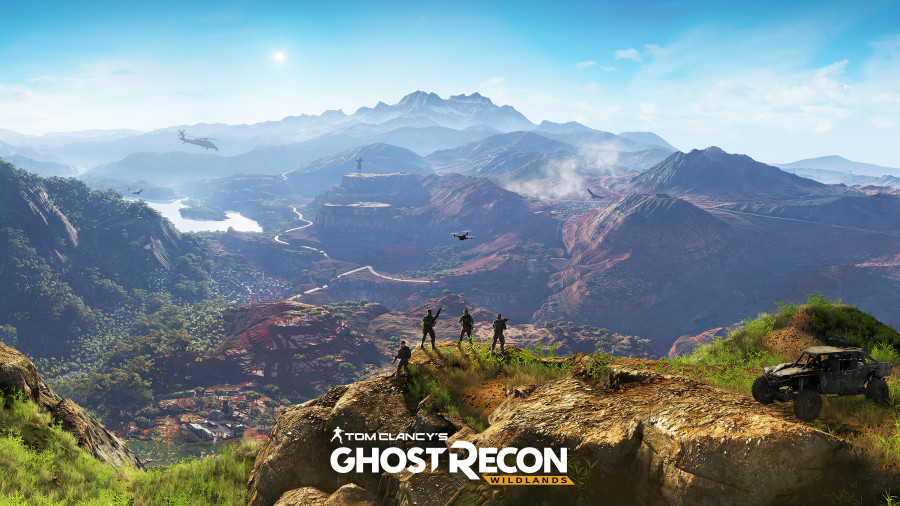 E3 2016: Tom Clancy´s Ghost Recon Wildlands  – Erstes Gameplay im Walkthough Trailer