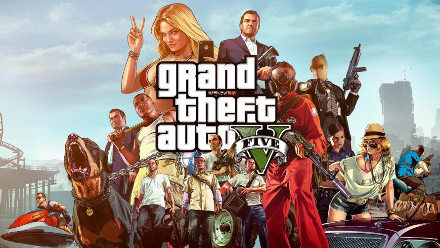 E3: GTA 5 – Ab Herbst auch für Xbox One