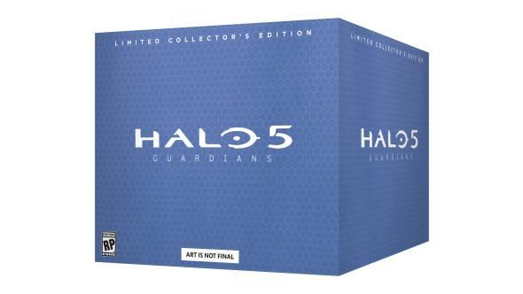 Halo 5 – Freut euch auf die Sammlereditionen