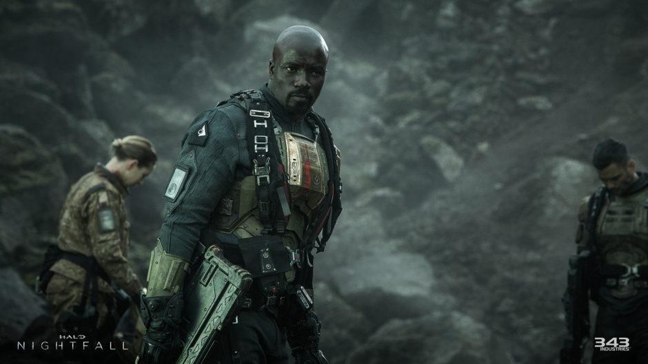 Erste Eindrücke zu Halo: Nightfall im First Look-Video