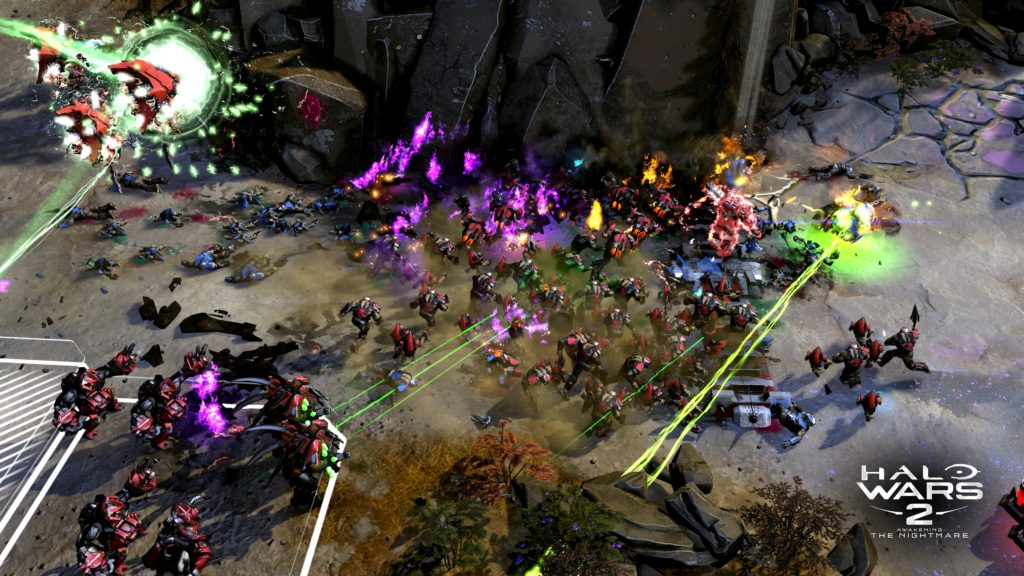 Halo Wars 2 – Arena-Support und Cross-Play für Xbox One und Windows-10-PC angekündigt