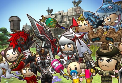 Happy Wars - Erobert die Xbox One
