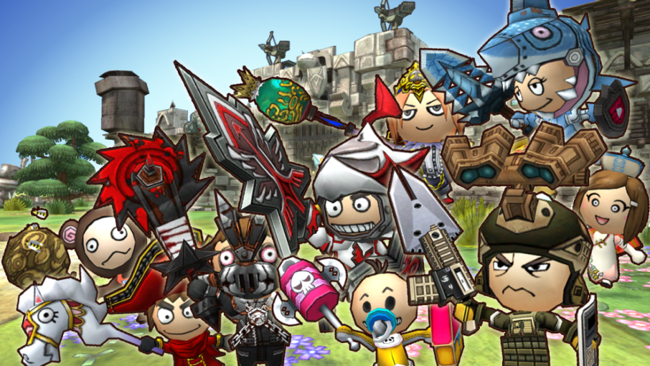 Happy Wars – Erobert die Xbox One