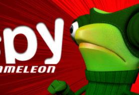 Spy Chameleon - Ab morgen dürft ihr eure Farben wechseln!