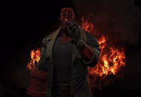Injustice 2 - Hellboy schwingt die Faust