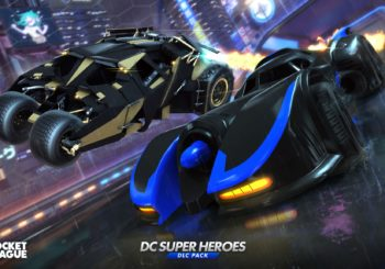 Rocket League - DC Super Heroes-DLC unterwegs