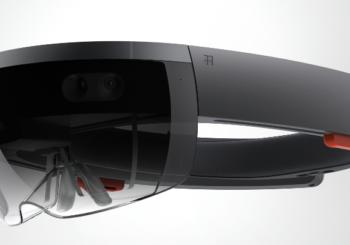 Microsoft beginnt die Zukunft mit Hololens