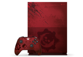 Xbox One S - Die Gears of War 4 Limited Edition im Walkthrought