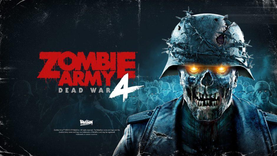 Zombie Army 4: Dead War – Anfang 2020 wird es zum Leben erweckt