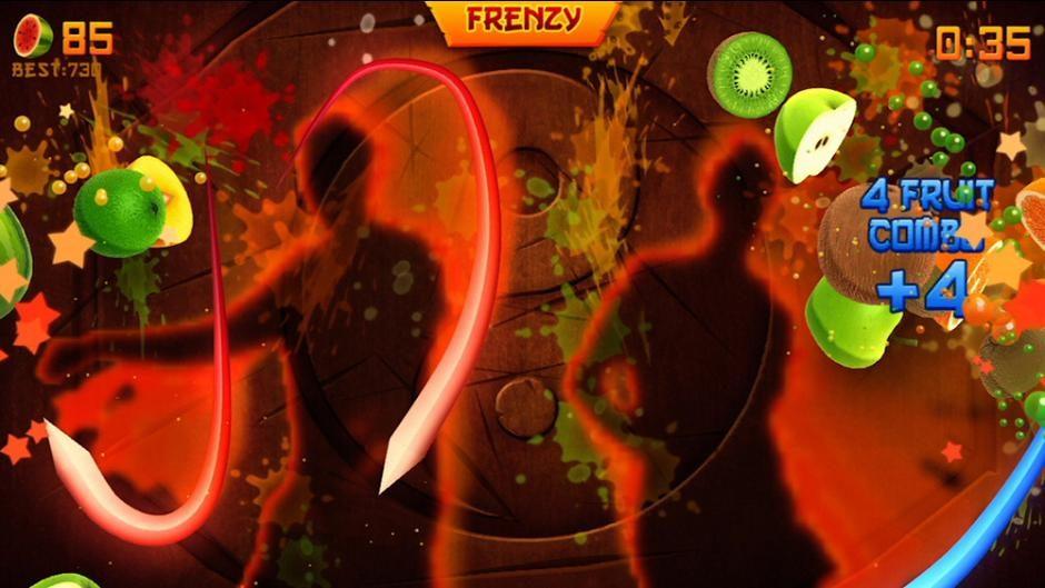 Fruit Ninja Kinect 2 – 11 Minuten Gameplay im Video