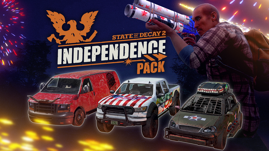 State of Decay 2 – Neuster Patch bringt Independence Pack und mehr