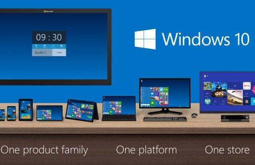 Microsoft stellt Windows 10 vor - Auch für Xbox