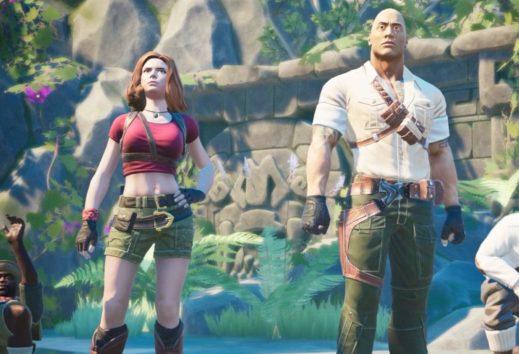 Jumanji: Das Videospiel - Bandai Namco kündigt offizielles Spiel zum Kultfilm an