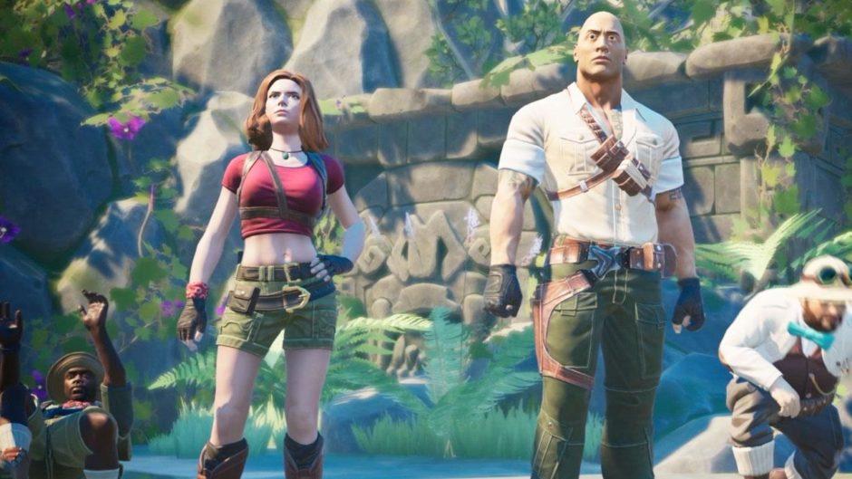 Jumanji: Das Videospiel – Bandai Namco kündigt offizielles Spiel zum Kultfilm an