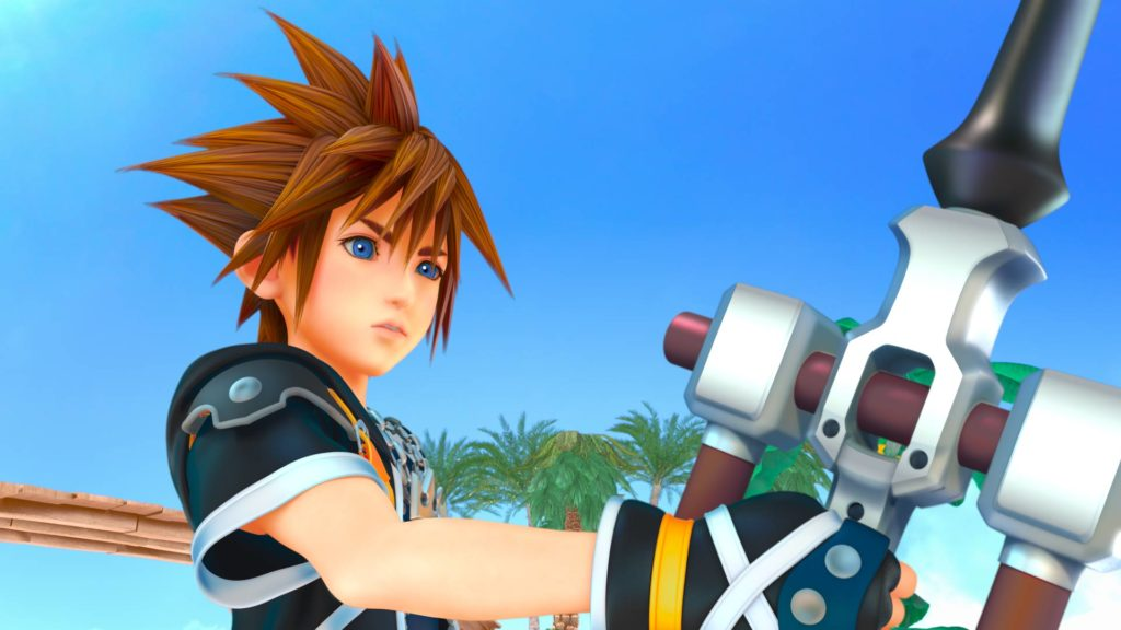 Kingdom Hearts 3 – Keyblade hat verschiedene Transformationen