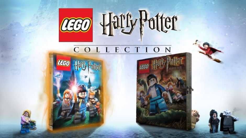 LEGO Harry Potter – Warner kündigt LEGO Harry Potter: Collection für Xbox One an