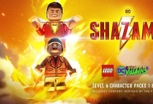 LEGO DC Super-Villains - Shazam! Level-Pack zum Film ab sofort erhältlich
