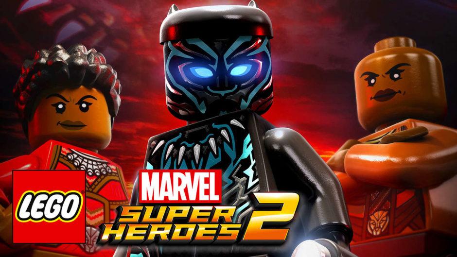 LEGO Marvel Super Heroes 2 – Black Panther-Paket ab sofort verfügbar