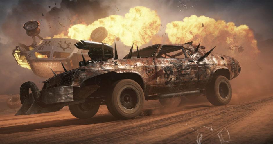Mad Max – Ab sofort im Handel erhältlich