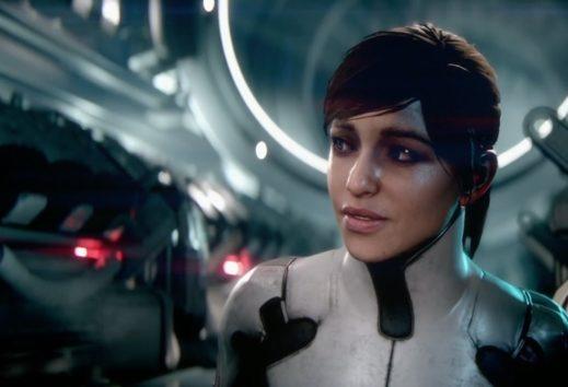 Master Effect Andromeda - Nicht auf der gamescom aber...