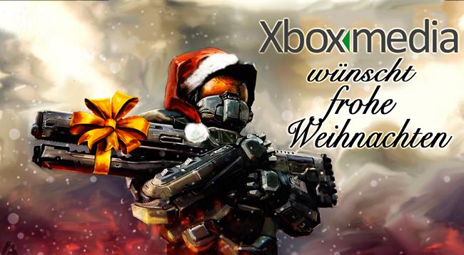 Xboxmedia wünscht euch frohe Weihnachten und einen guten Rutsch!