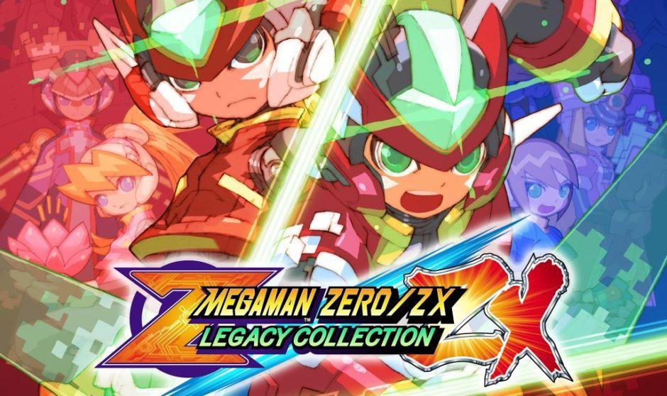 Mega Man Zero/ZX Legacy Collection erscheint am Januar 2020 auch für Xbox One